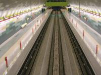 Estación de Metro Los Domínicos - 2